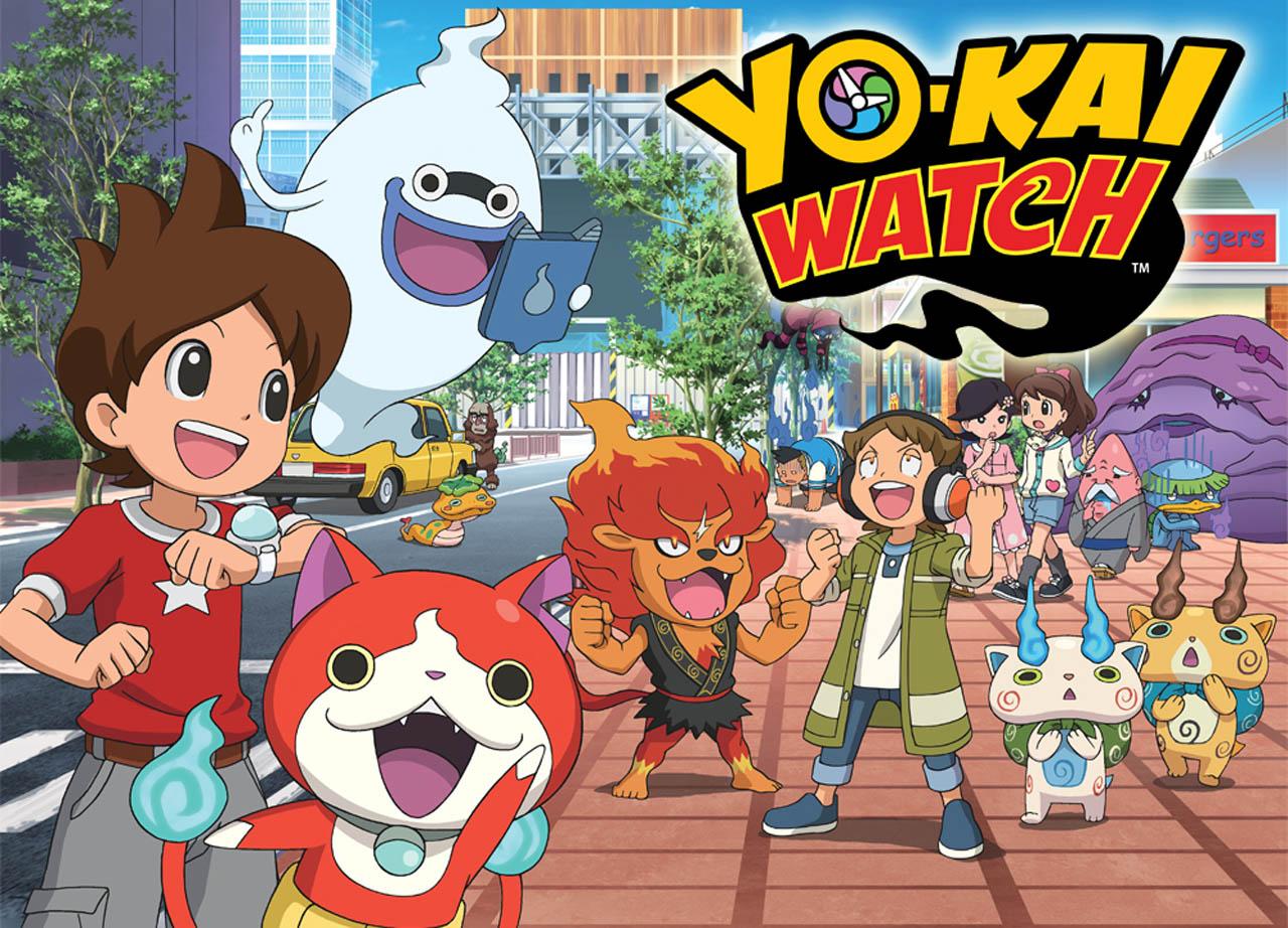 Level-5 dá indícios de que Yo-kai Watch 3 poderá chegar ao ocidente [3DS]