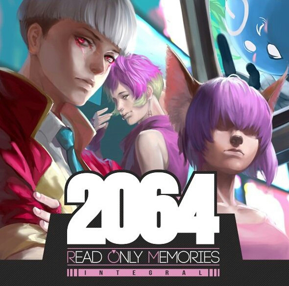 [Switch] 2064: Read Only Memories Integral chega em Abril