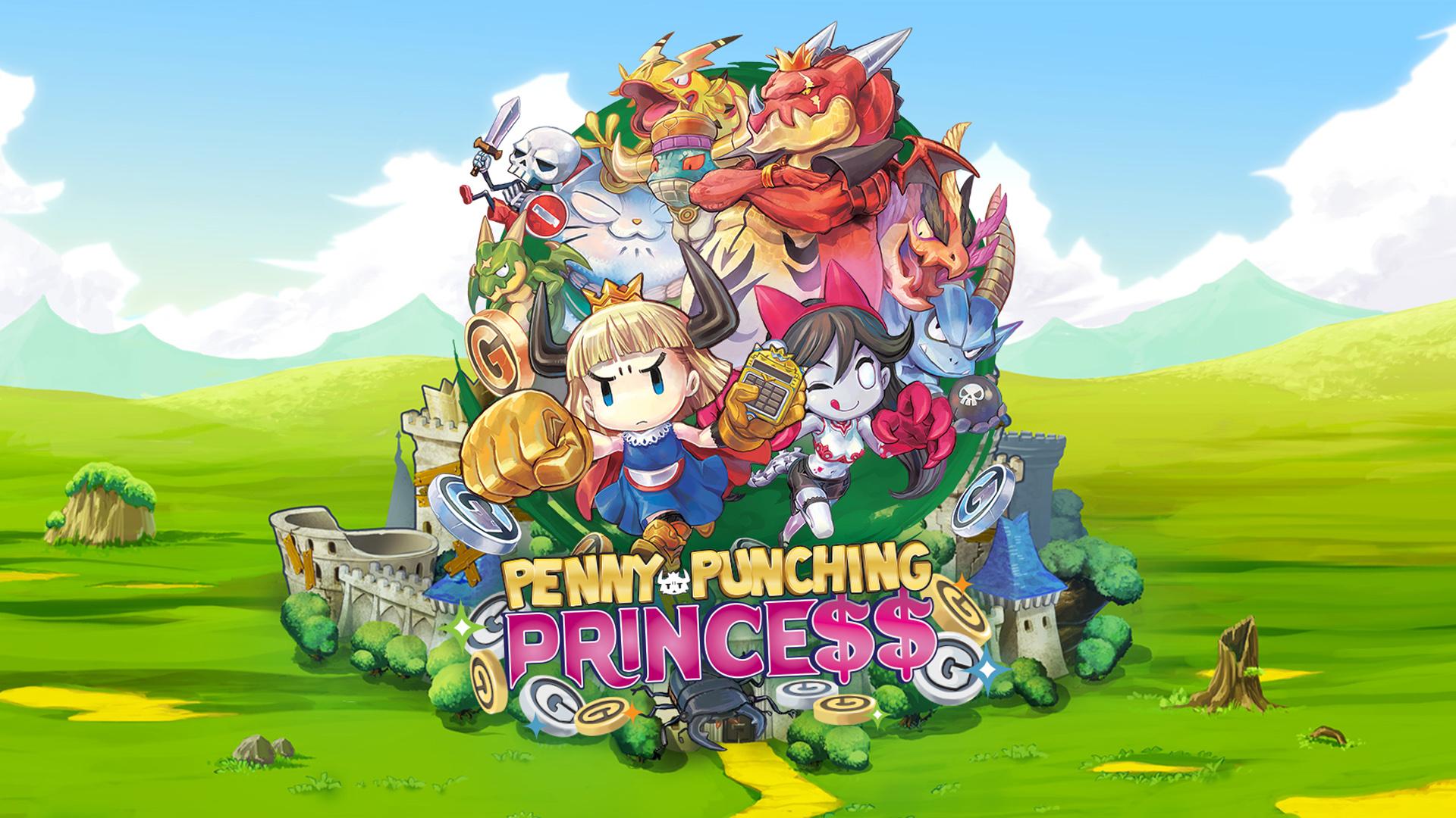 Penny-Punching Princess chega em abril no Nintendo Switch; Confira o novo trailer