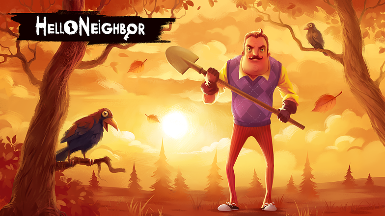 tinyBuild lançará Hello Neighbor no Nintendo Switch