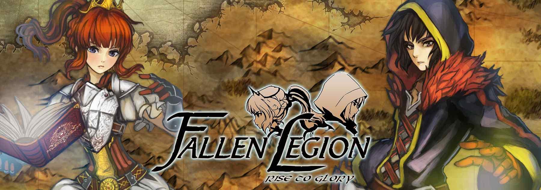 NIS America revela data de lançamento do futuro jogo de Nintendo Switch, Fallen Legion: Rise to Glory