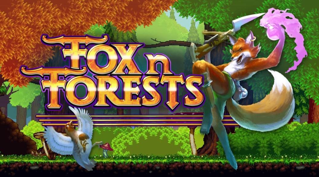 Futuro jogo de Switch, Fox n Forests chegará em breve