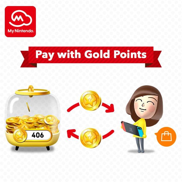 Recompensas para Switch no My Nintendo chegam no próximo mês