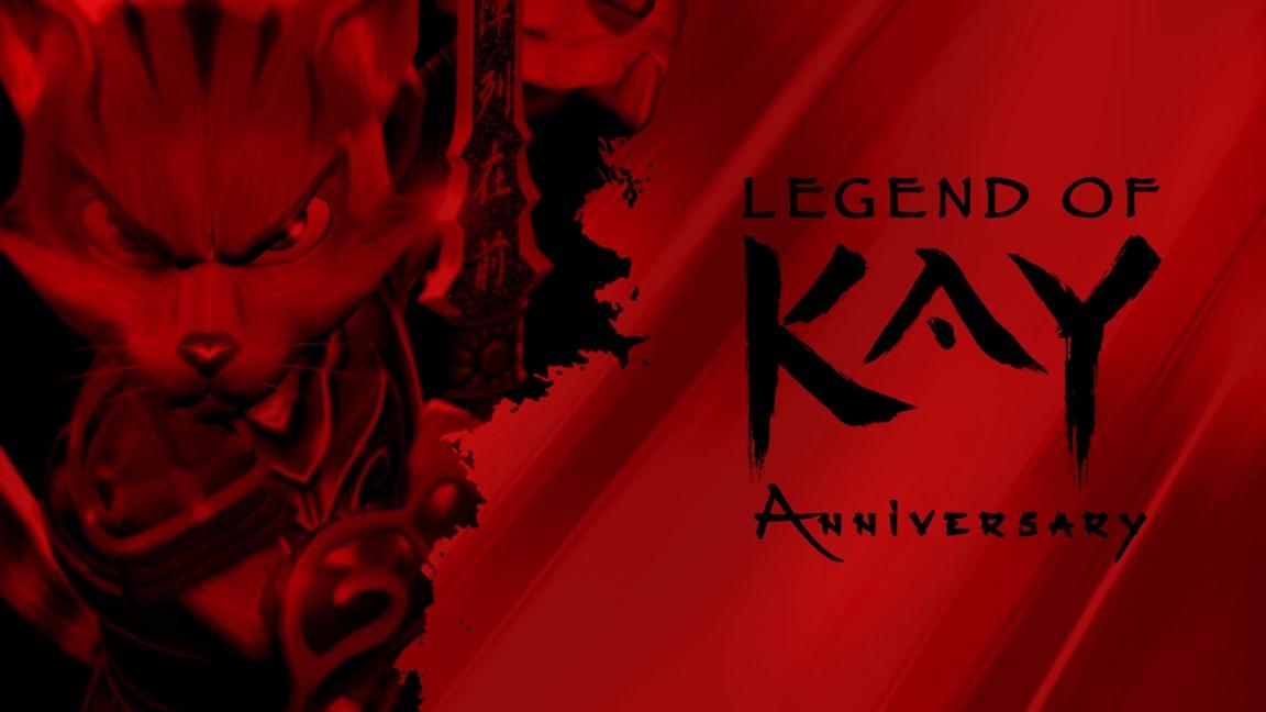 Legend of Kay Anniversary é oficialmente anunciado para o Nintendo Switch