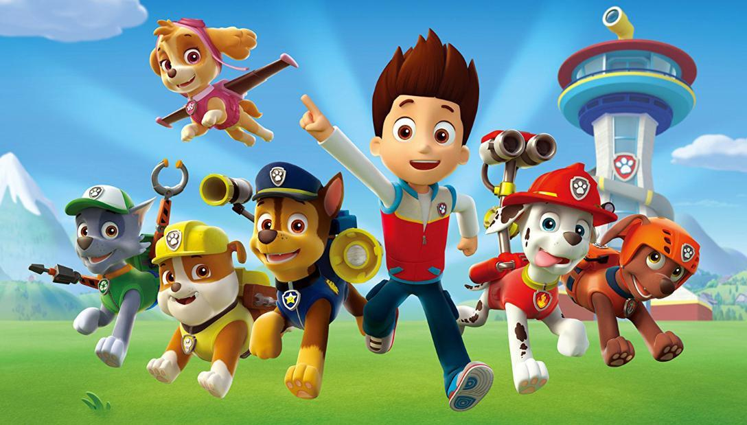 Outright Games anuncia Paw Patrol: On A Roll para o Nintendo Switch