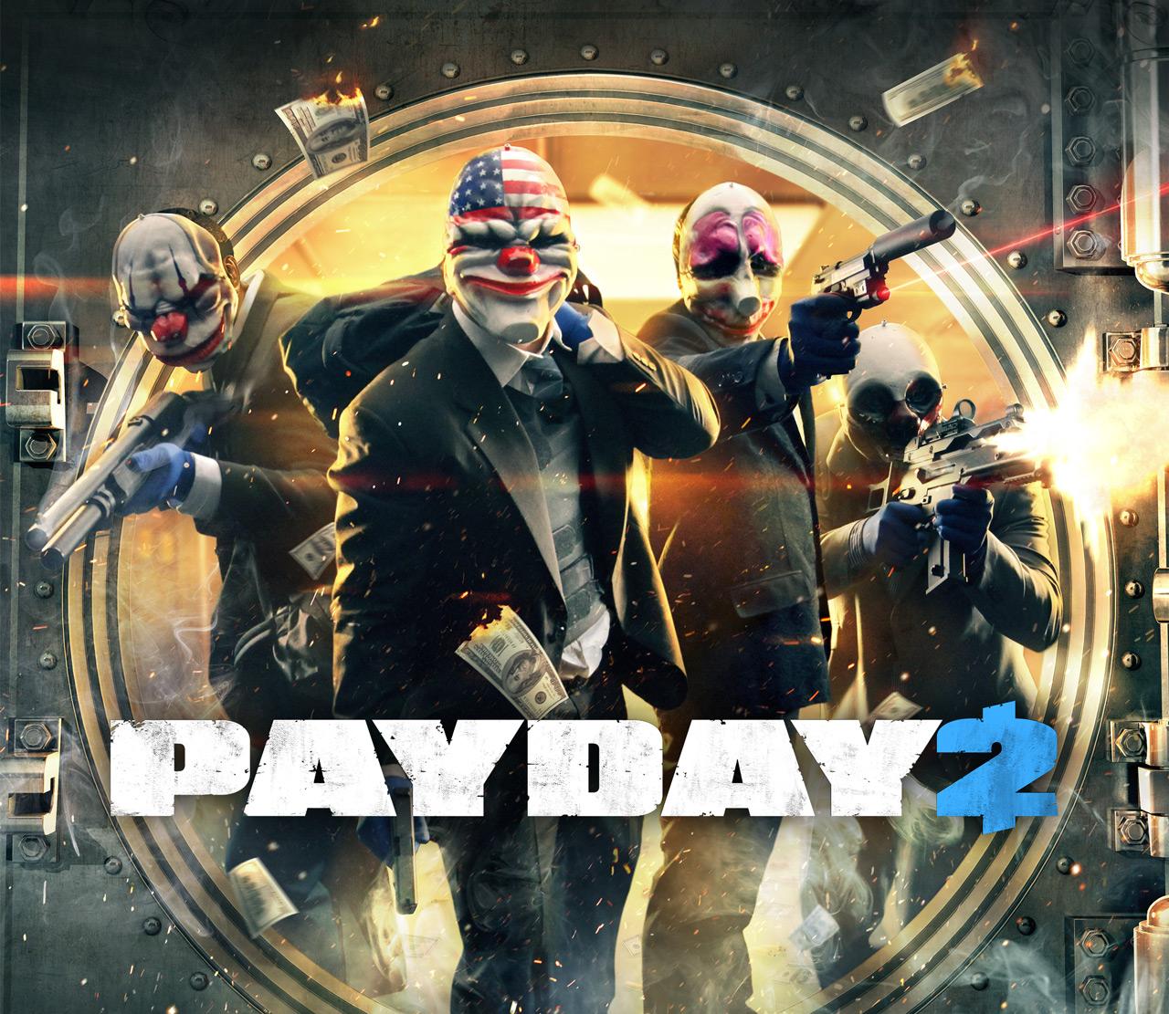 Versão para Switch de Payday 2 não terá todo o conteúdo lançado nas versões de PS4 e Xbox One de início