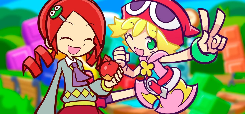 Puyo Puyo Tetris para Nintendo Switch vendeu quase 1 milhão de unidades no mundo inteiro
