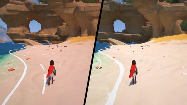 Vídeo compara as mudanças ocorridas em RiME após patch. Confira