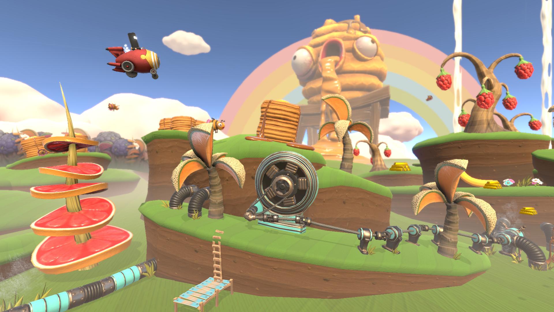 Futuro jogo de Nintendo Switch, Runner3 ganha data de lançamento e preço