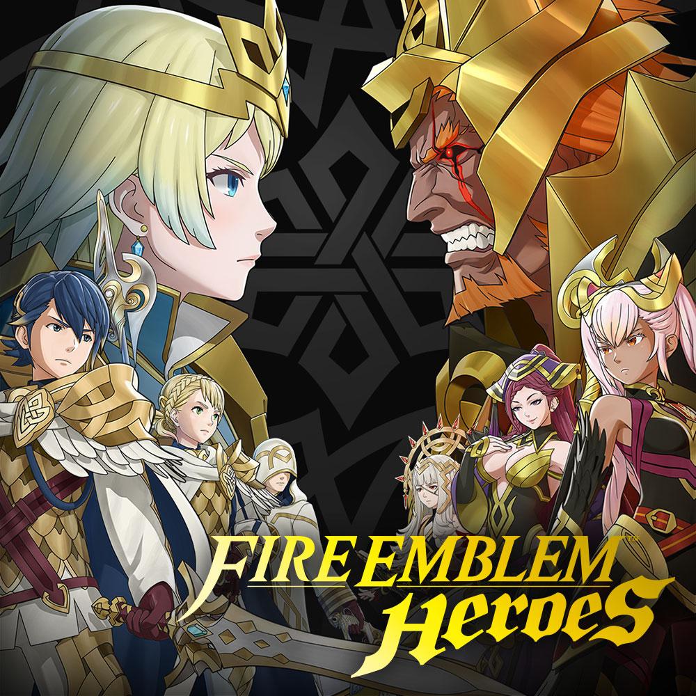 Fire Emblem Heroes ultrapassa a marca de 5 milhões de downloads no Android