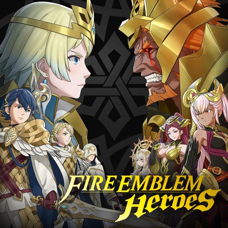 Fire Emblem Heroes já arrecadou quase 300 milhões em seu primeiro ano, se saindo melhor que Super Mario Run e Animal Crossing: Pocket Camp