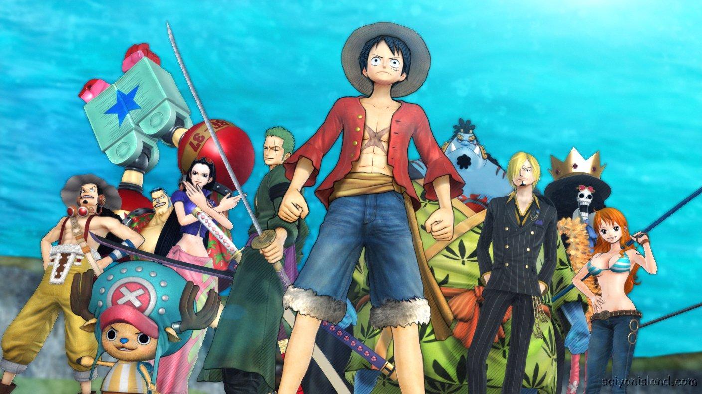 Modo Cooperativo é adicionado em One Piece: Pirate Warriors 3 Deluxe Edition