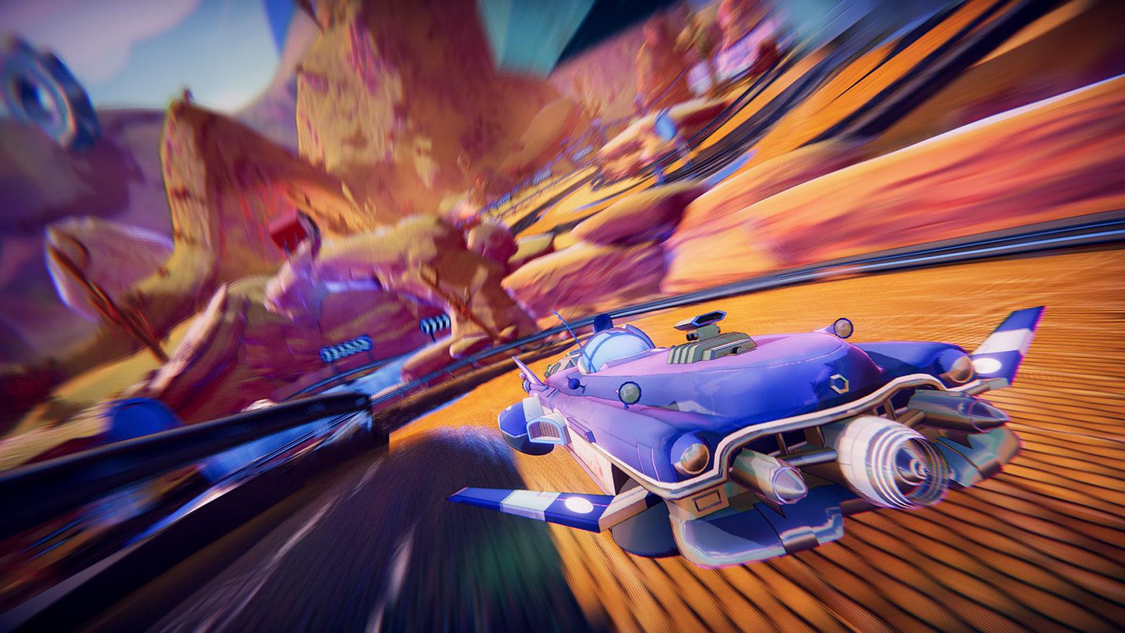 Rising Star Games e Supergonk anunciam Trailblazers para o Nintendo Switch, título chega durante a primavera