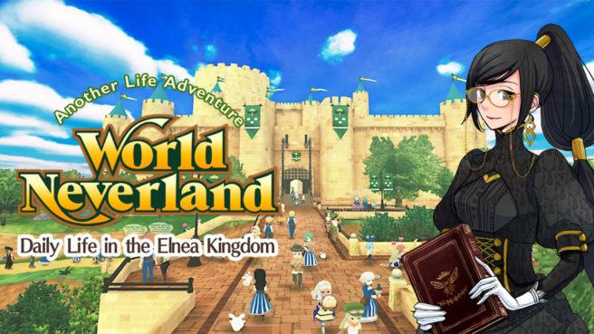 [Switch] World  World Neverland: Daily life in the Elnea Kingdom ganha data de lançamento