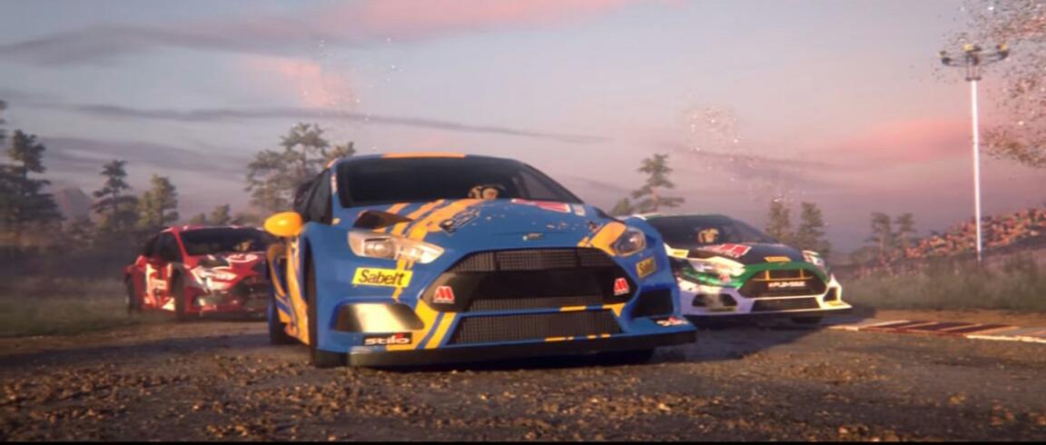 Bigben Interactive anuncia V-Rally 4 para o Nintendo Switch