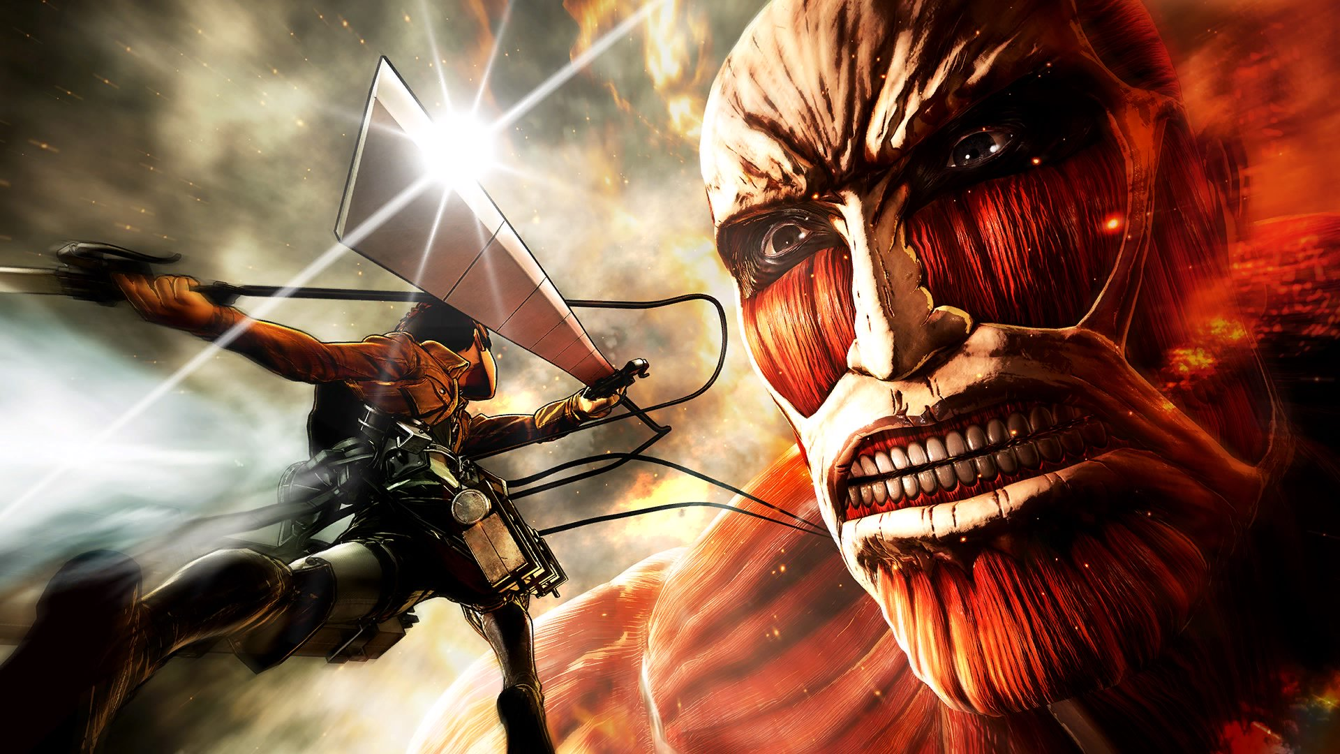 Japão: Varejista fala sobre as vendas de Attack on Titan 2 no Nintendo Switch