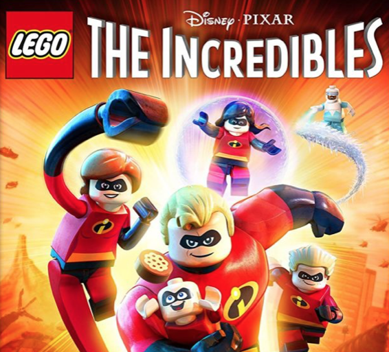 LEGO Os Incríveis será lançado para Nintendo Switch
