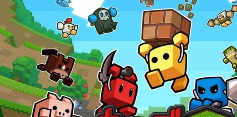 [Switch] Cube Creator X ganha atualização e recebe opção para jogar em inglês