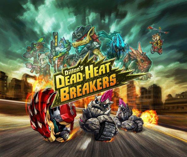 Dillion's Dead Heat Breakers é anunciado para o 3DS, jogo chega em Maio