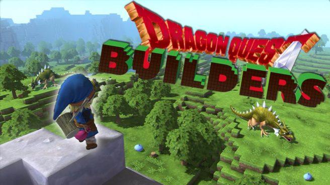 Dragon Quest Builders vende cerca de 55% de seu envio incial na primeira semana no Japão