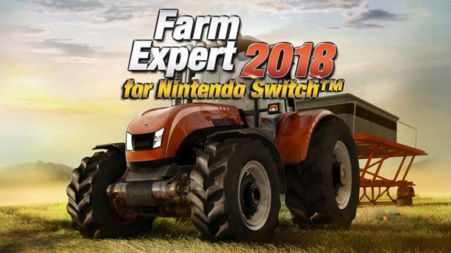 Farm Expert 2018 para Nintendo Switch será lançado na próxima semana
