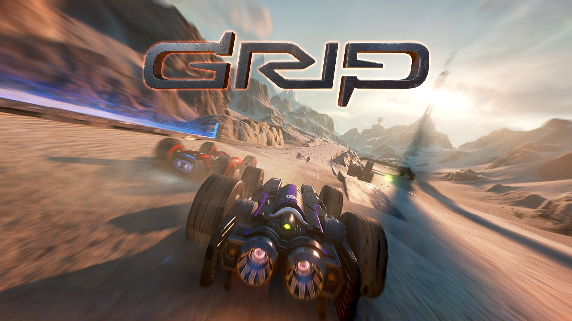Wired Productions e Caged Element anunciam GRIP para o Nintendo Switch