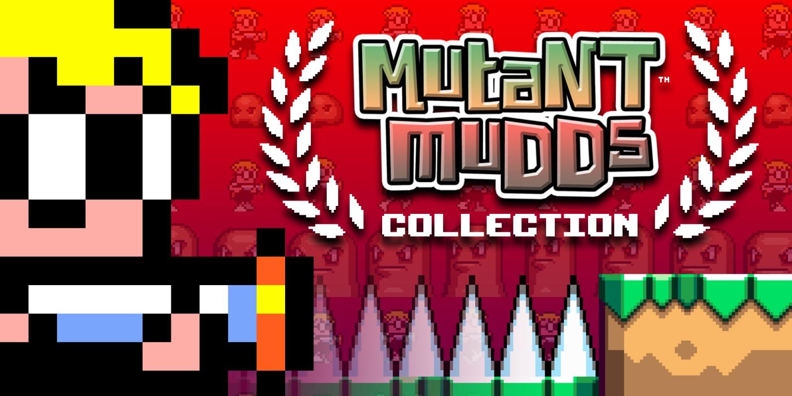 Vendas de Mutant Mudds Collection no Switch dobram graças ao corte de preço