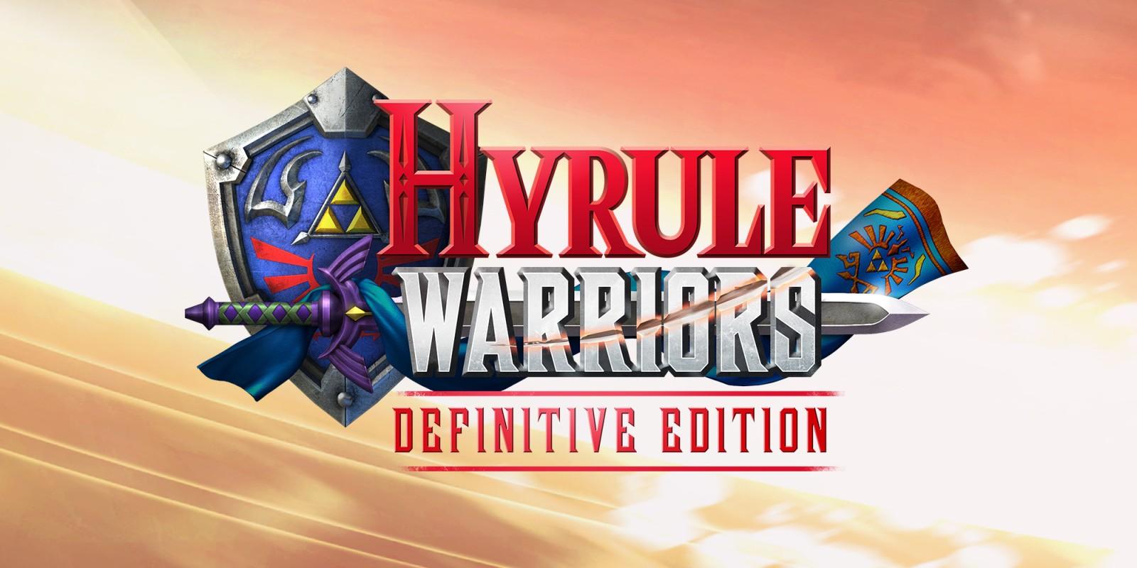 Hyrule Warriors: Definitive Edition ganha data de lançamento no ocidente e boxart do jogo é revelada