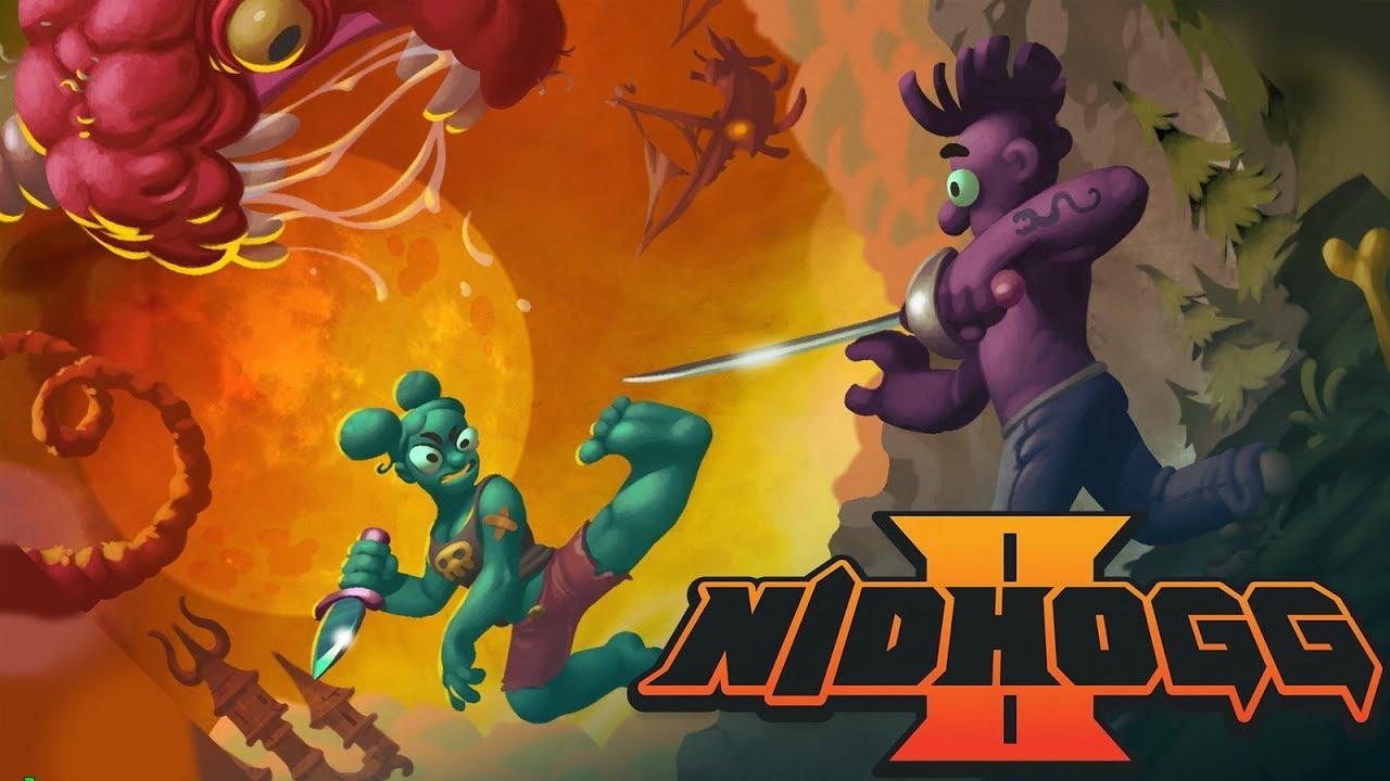 Messhof anuncia Nidhogg 2 para o Nintendo Switch