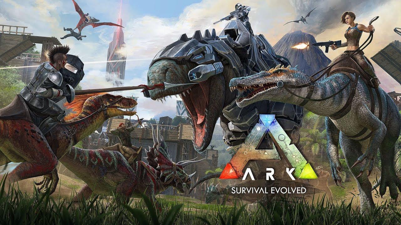 (Atualizado) ARK: Survival Evolved é anunciado para o Nintendo Switch