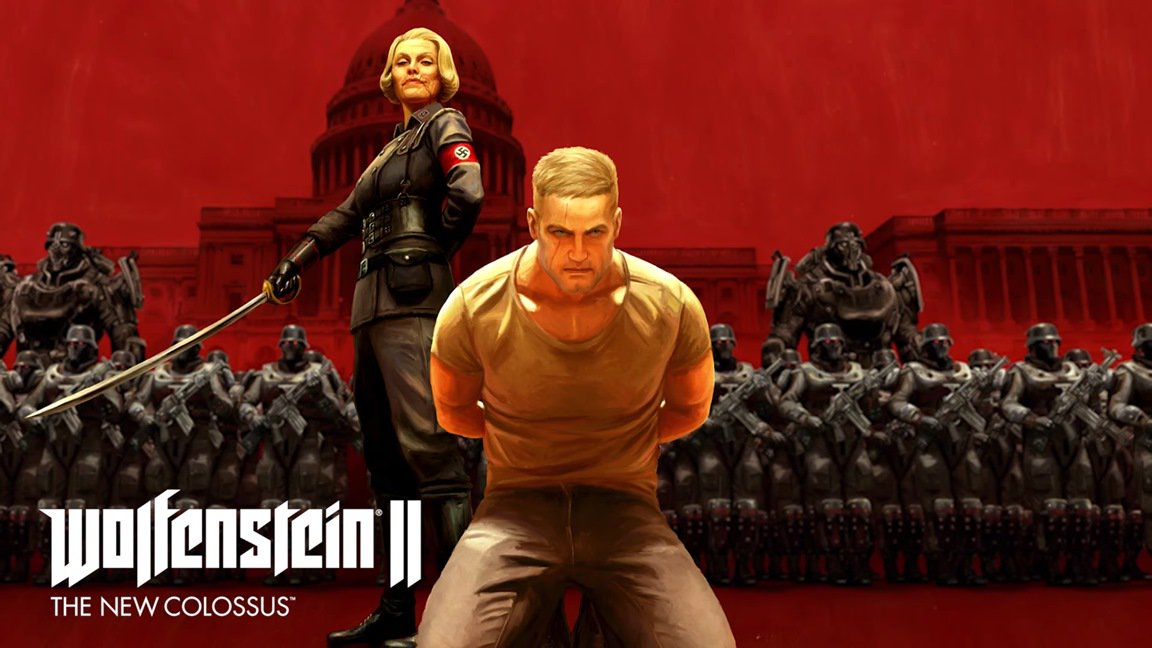 Wolfenstein II para Nintendo Switch será jogável durante a PAX East no próximo mês