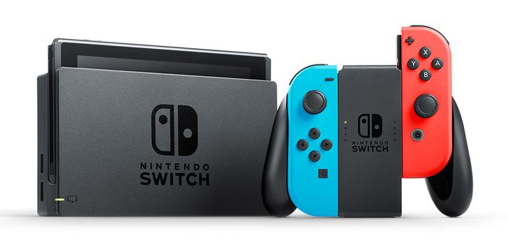 O Switch continua a quebrar recordes na Alemanha