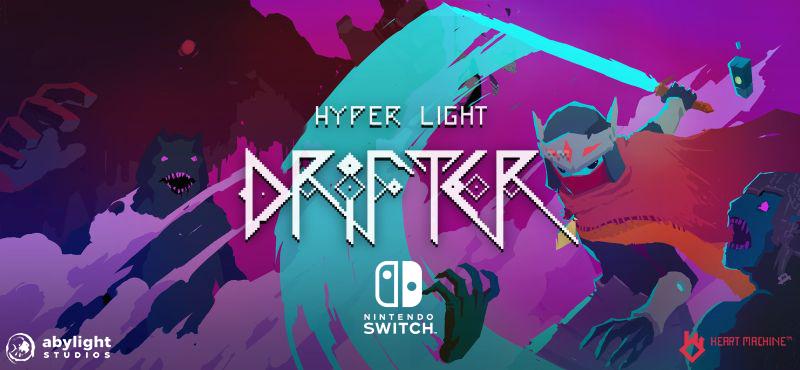 Hyper Light Drifter será lançado para Switch
