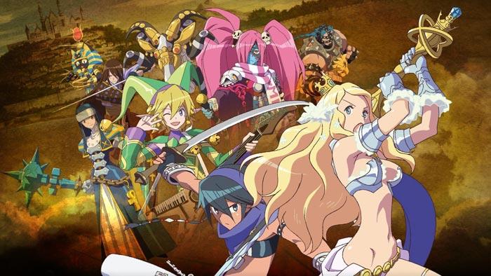 Nicalis anuncia Code of Princess EX para o Nintendo Switch, Jogo será vendido em formato físico e digital