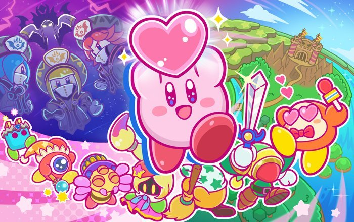 Kirby Star Allies tem o melhor lançamento da série na história do Reino Unido