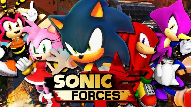 (Estimativa) Sonic Forces vende mais no Switch que em todas as outras plataformas juntas