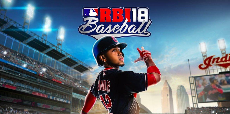 Versão para Switch de R.B.I. Baseball 18 é adiada para Abril