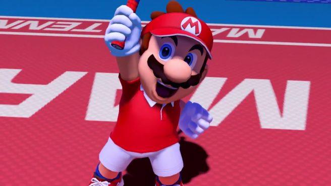 Diversas informações sobre Mario Tennis Aces e data de lançamento