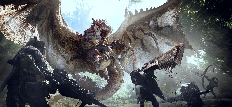 CEO da Iron Galaxy Studios pede a Capcom uma oportunidade para sua equipe portar Monster Hunter World no Switch