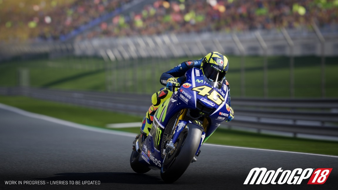 Milestone anuncia MotoGP 18 – The Official Videogame para o Nintendo Switch