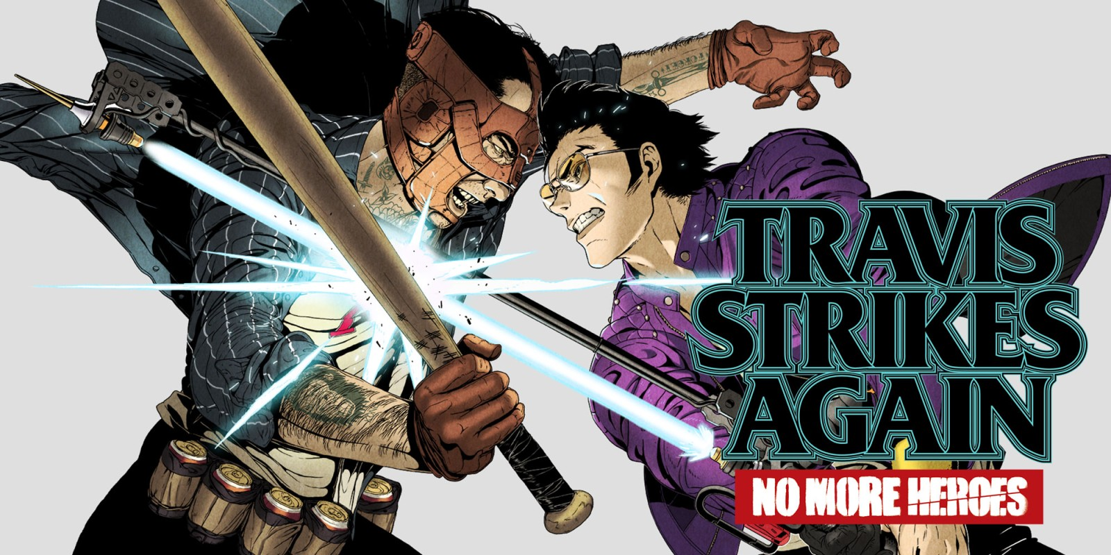 Confira 9 minutos de gameplay do futoro jogo de Switch, Travis Strikes Again: No More Heroes