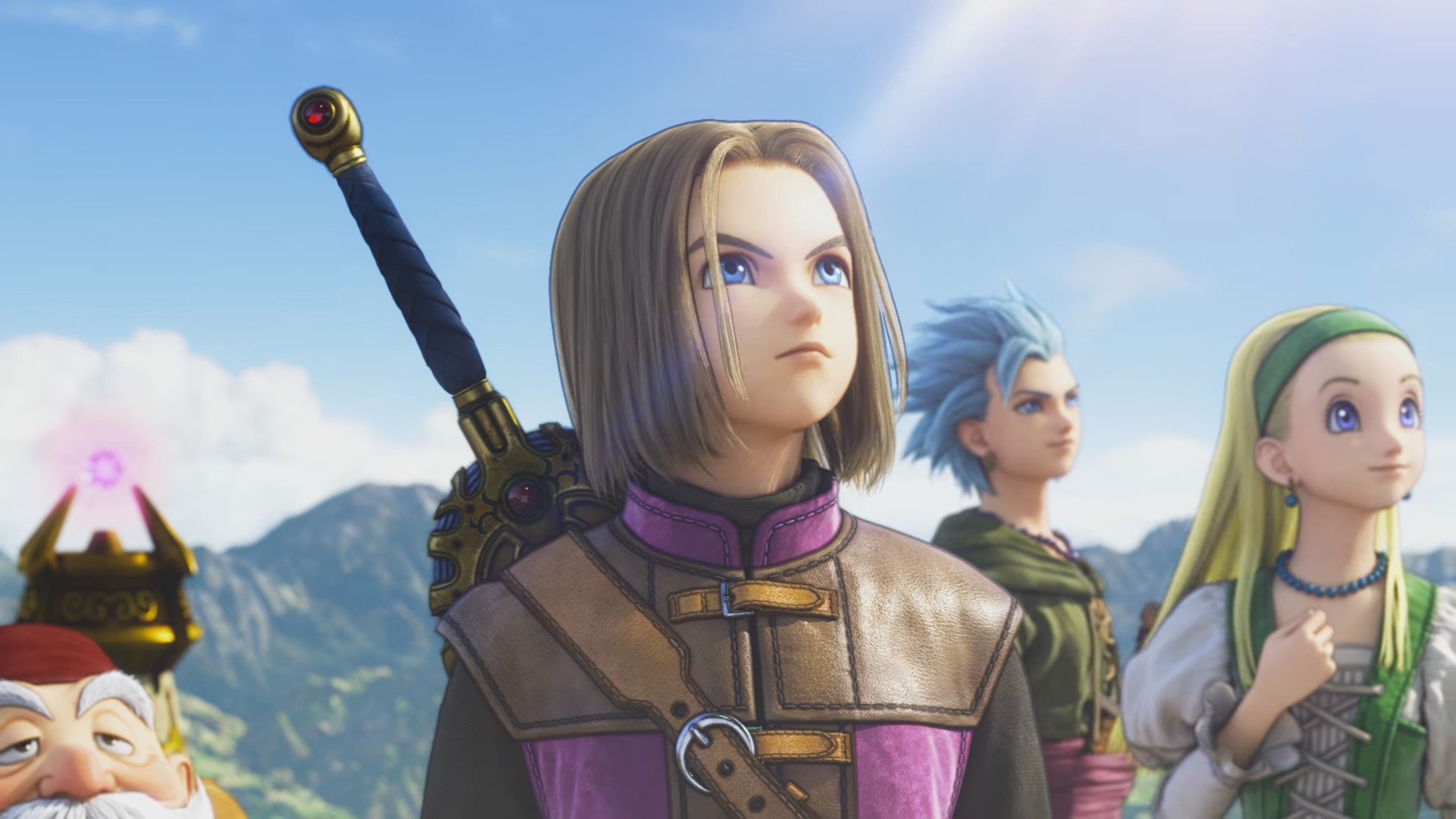 Dragon Quest XI para Switch é confirmado para a América do Norte e Europa, versão para 3DS ficará apenas no Japão