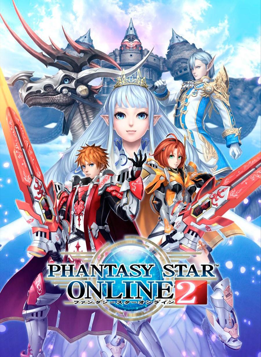 Japão: Phantasy Star Online 2 Cloud já pode ser baixado na eShop do Switch, serviços se iniciam em Abril