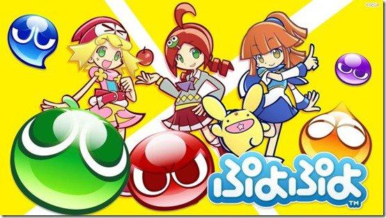 Série Puyo Puyo ganha status de eSports no Japão