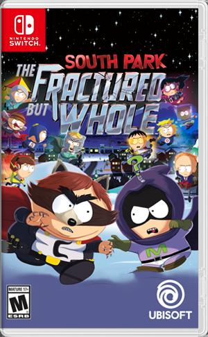 South Park: The Fractured but Whole é revelado para o Nintendo Switch, jogo chega no próximo mês em formato físico e digital