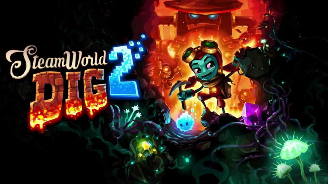 Versão física de SteamWorld Dig 2 ganha data de lançamento na América do Norte e Europa