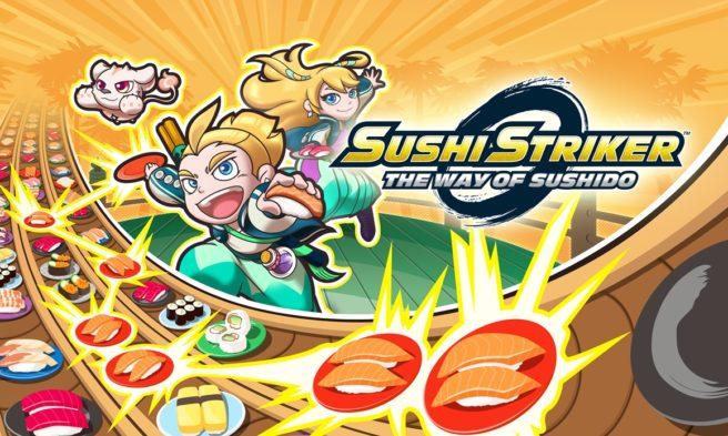 Sushi Striker: the Way of Sushido confirmado para Switch; data de lançamento