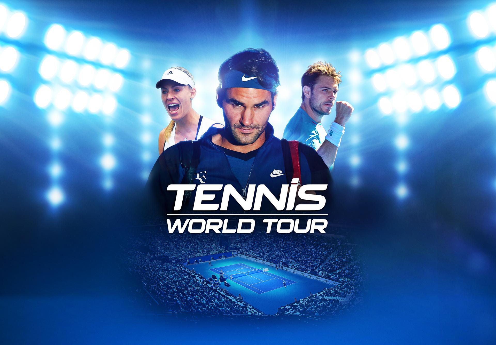 Tennis World Tour ganha data de lançamento no Nintendo Switch