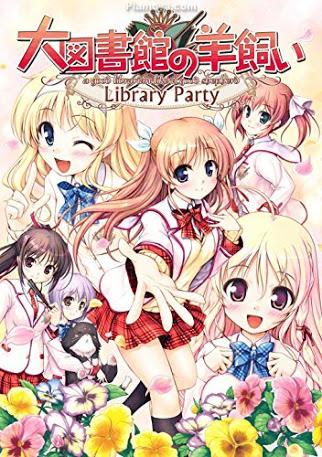 ARIA anuncia A Good Librarian Like A Good Shepherd – Library Party para o Nintendo Switch