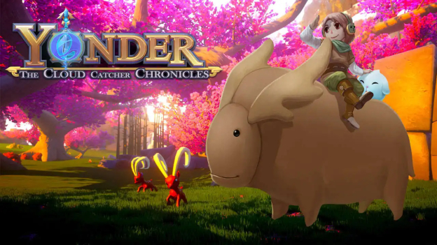 Prideful Sloth anuncia Yonder: The Cloud Catcher Chronicles para o Nintendo Switch